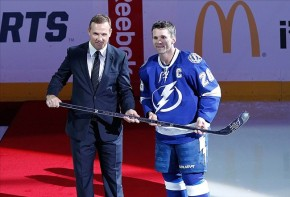 NHL Divorce: The Tampa Bay Lightning part ways with Martin St. Louis