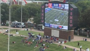 The Slide Continues as SMU Loses Big to TCU 56-0