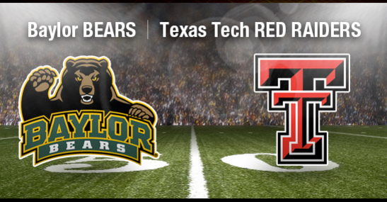 Baylor Holds Off Late Charge To Defeat Texas Tech 48 46