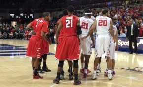 SMU Mustangs Cruise to a 93-54 Victory over the LamarCardinals
