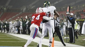 Last Second Touchdown Dooms SMU Against USF14-13