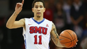 Nic Moore's 25 leads SMU to a 66-53 Victory Over Wyoming