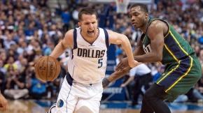 Dallas Mavericks Trio Sparks 87-82 Victory over the UtahJazz