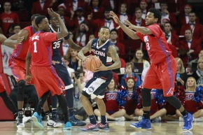 SMU Shines on the National Stage in UConn Victory