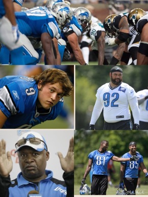 5 Questions Heading into Lions Training Camp