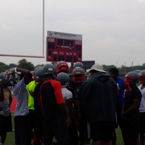 Detroit Collegiate Prep Opens Camp with High Expectations