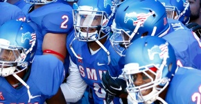 Total Team Effort gets SMU its First Win of the Season