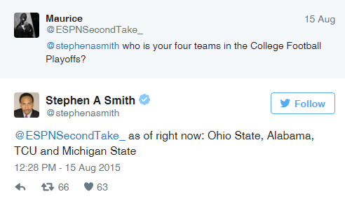 sasmith msu pick