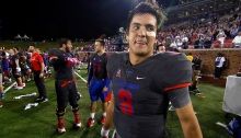SMU Ben Hicks, Sports Q&A