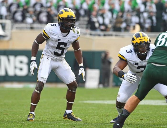 Jabrill Peppers Heisman Hopeful Sports Q&A