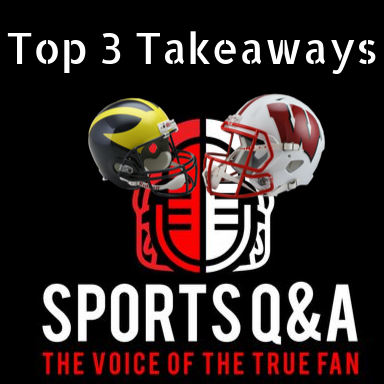 Top 3 Takeaways